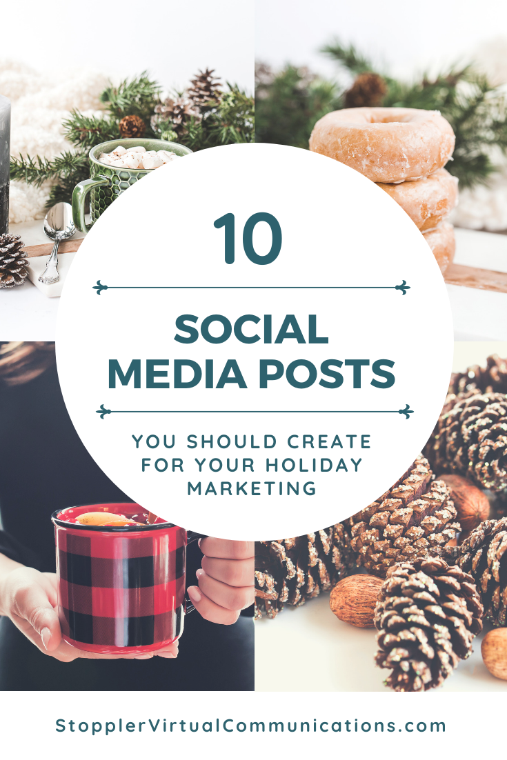 10 Instagram Posts To Make For Christmas