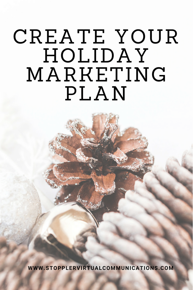 Create a Holiday Marketing Strategy